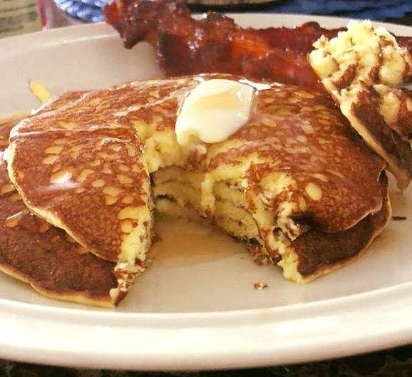 Keto Low Carbs Pancakes