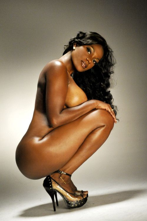 Beautiful black ebony women