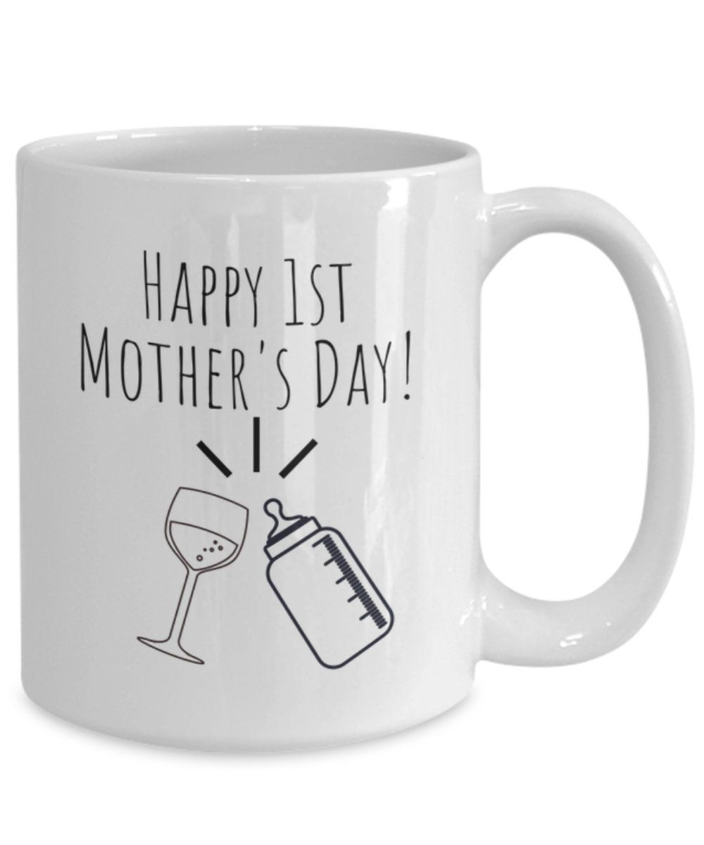 Happy first mothers day mug first mothers day gift gift