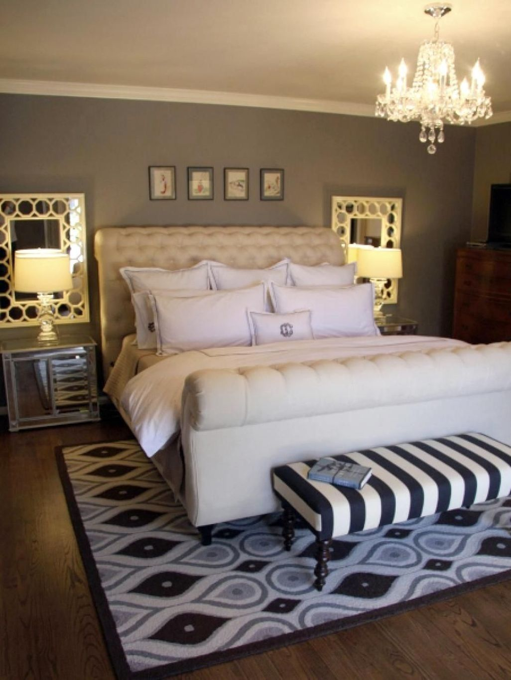 Cool 50 Beautiful Master Bedroom Makeover Design Ideas. More At  Https://50homedesign
