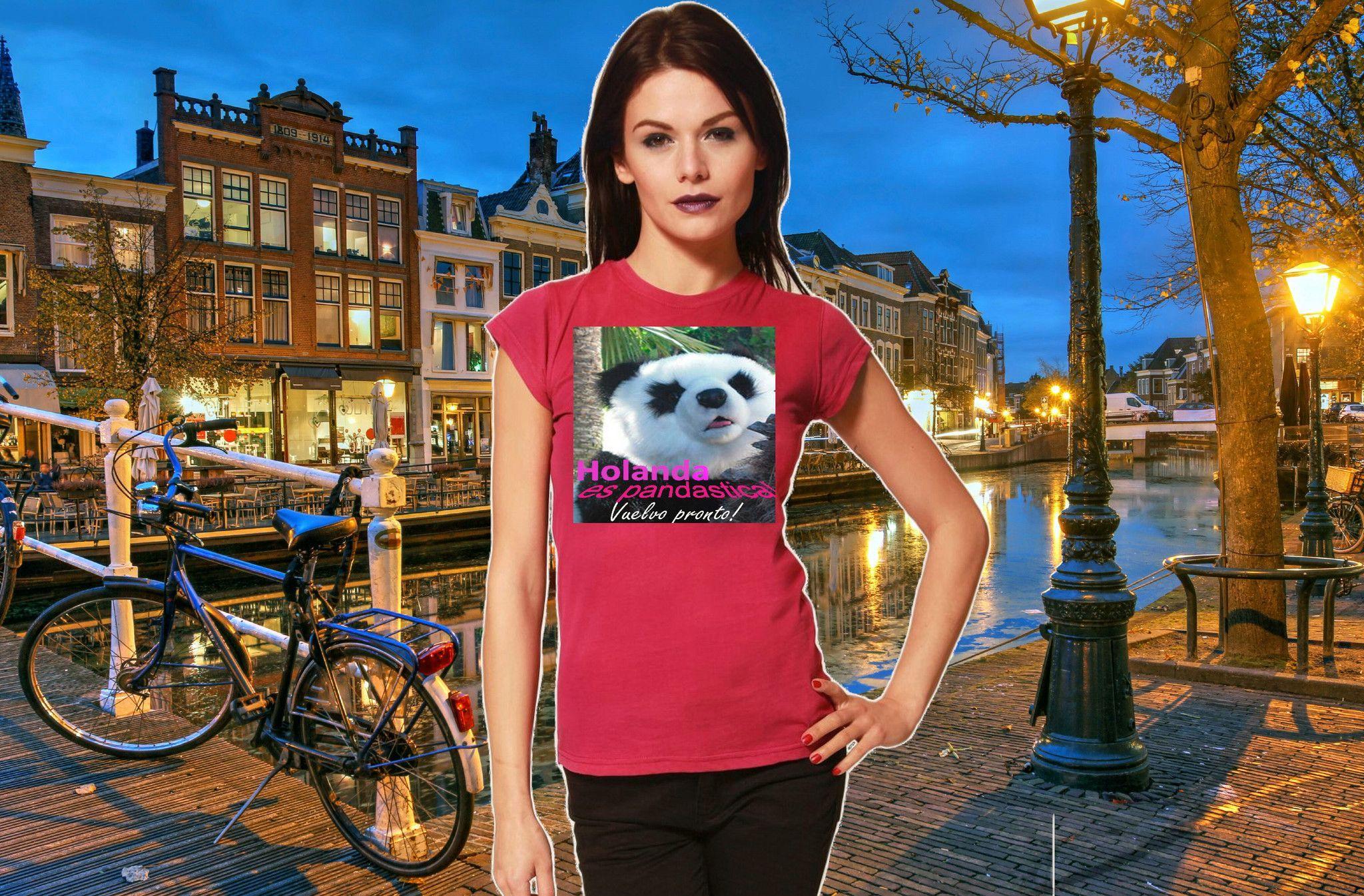 HOLANDA es pandastica! - Vuelvo pronto!