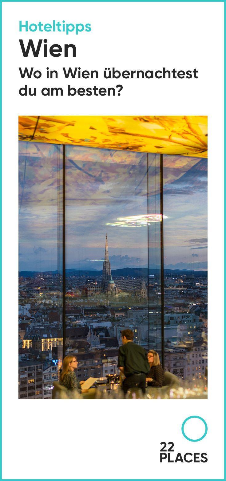 Wo übernachten in Wien? Die besten Hoteltipps! in 2020