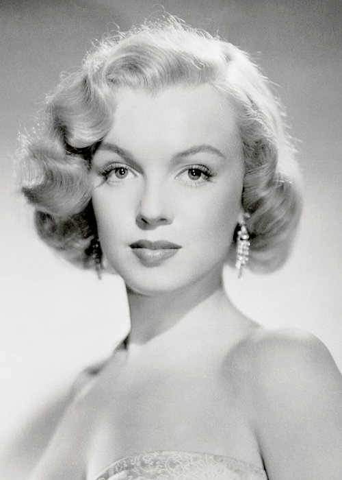 """Marilyn Monroe photographed for """"All About Eve"""" (1950 ..."""