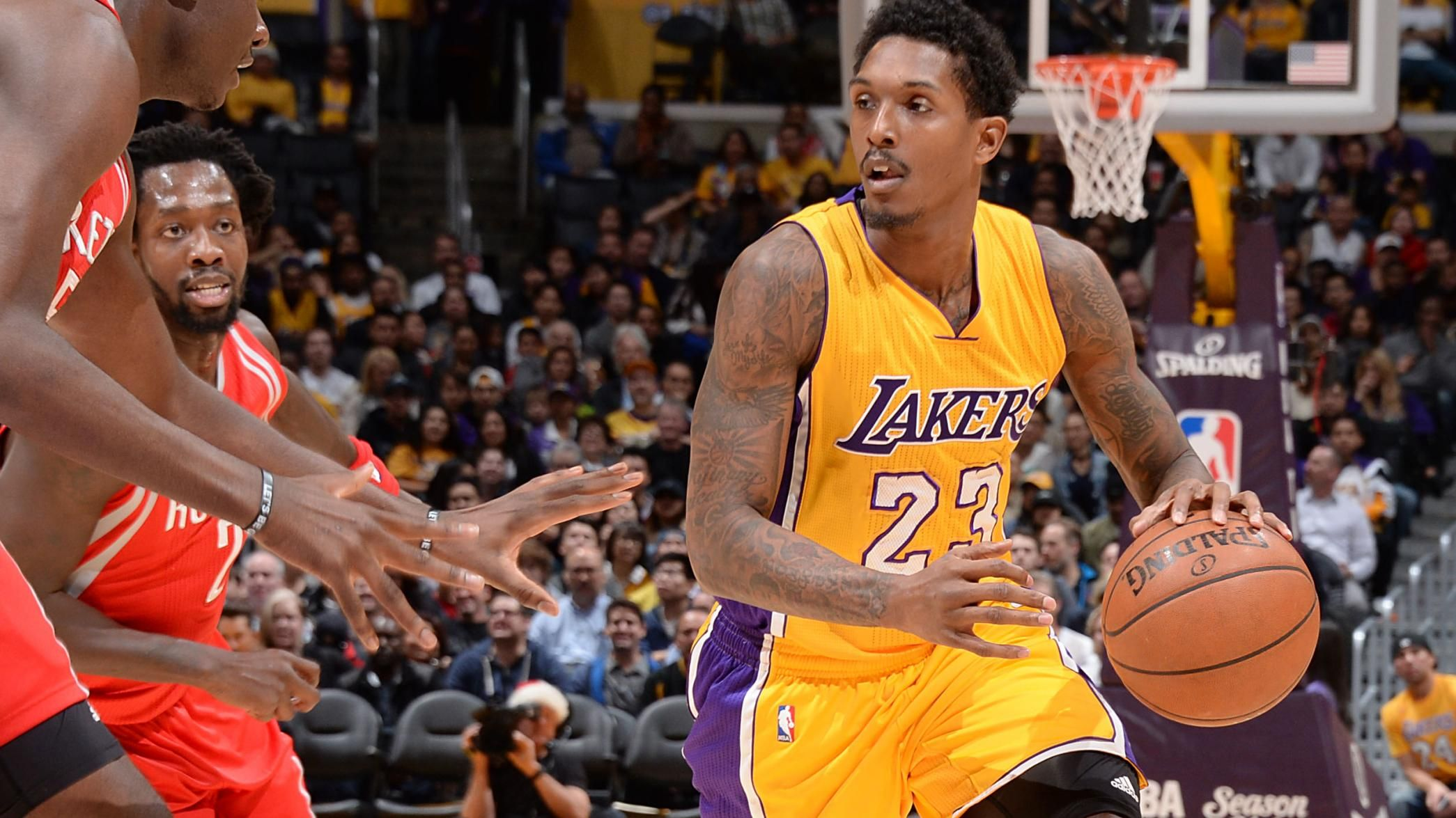 Los Angeles Lakers Trade Of Lou Williams To Houston Rockets Causes Ripples Nba Com Lou Williams Houston Rockets Lakers