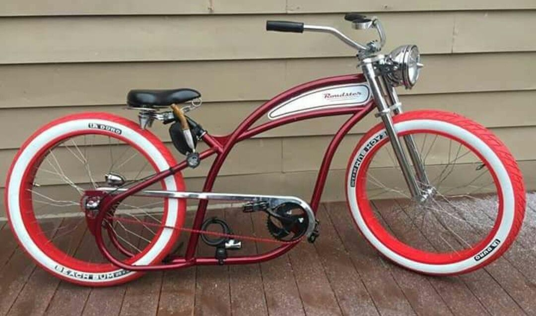 Pin by Arturo Perez on Cruisers | Pinterest | Custom bikes, Pedal ...