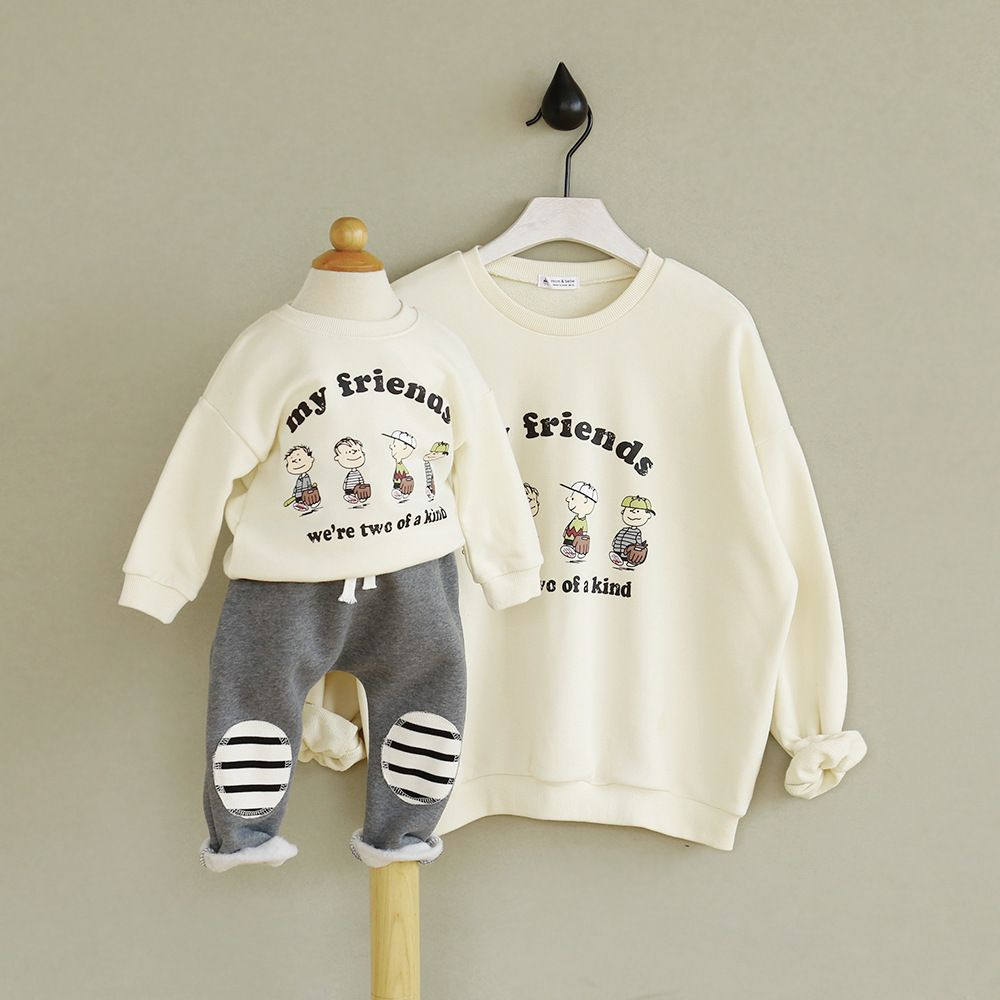 5637bf880416 Family Matching Outfits Mother and Daughter Sweatshirts for girl ...