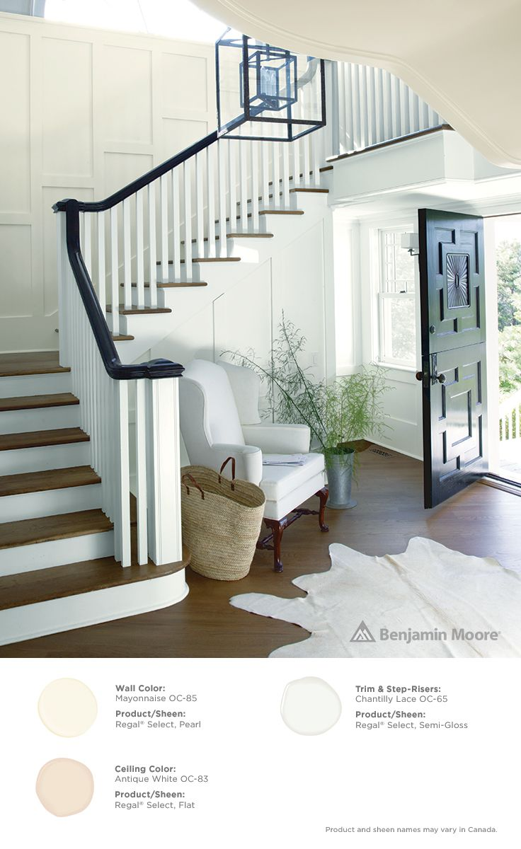 Paints exterior stains in 2019 entryway ideas - Benjamin moore regal select exterior ...