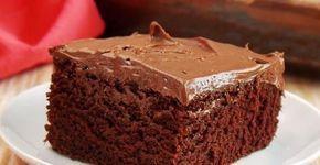 Gâteau au chocolat sans oeufs, sans lait et sans beurre... Mais 100% bon au goût!