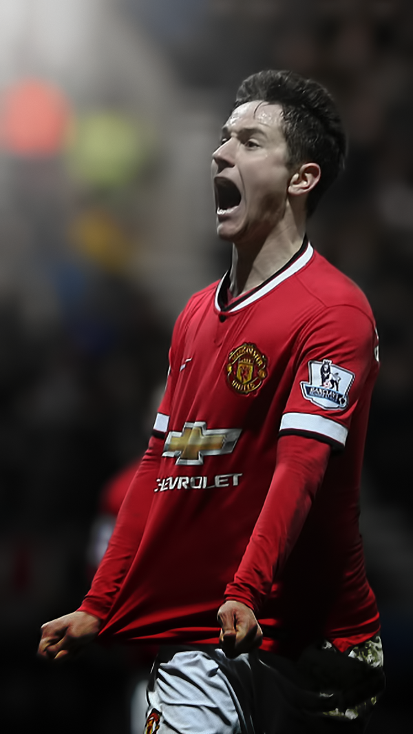 Ander Herrera Manchester United Manchester Football Manchester United Soccer Manchester United Wallpaper
