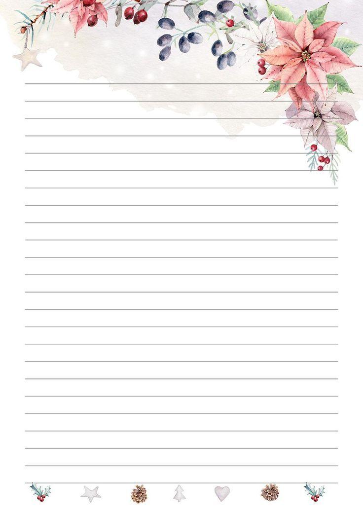 Картинки страниц для блокнота