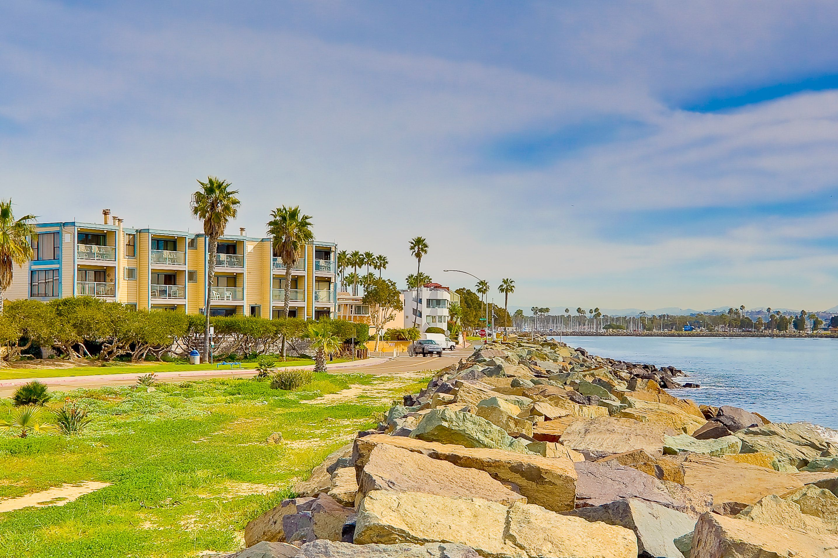 W Place, Mission Beach California
