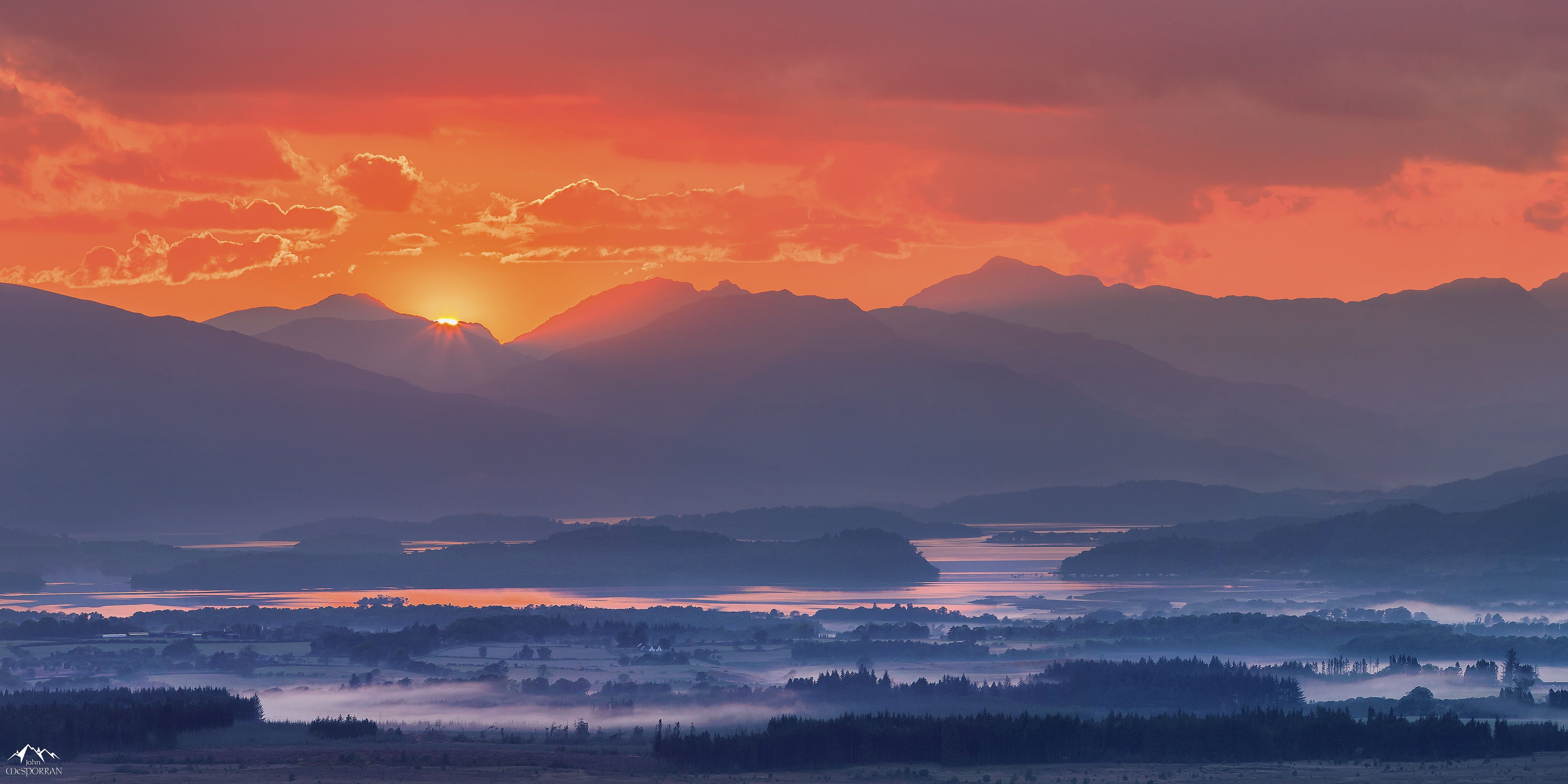 25 Must Follow Tumblr Photography Blogs Mountain Range Sunrise Mountain Sunrise