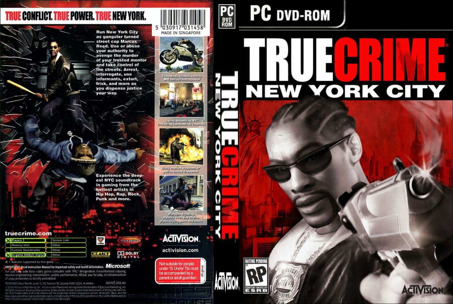 Download Free True Crime New York City Pc Game 100 Working