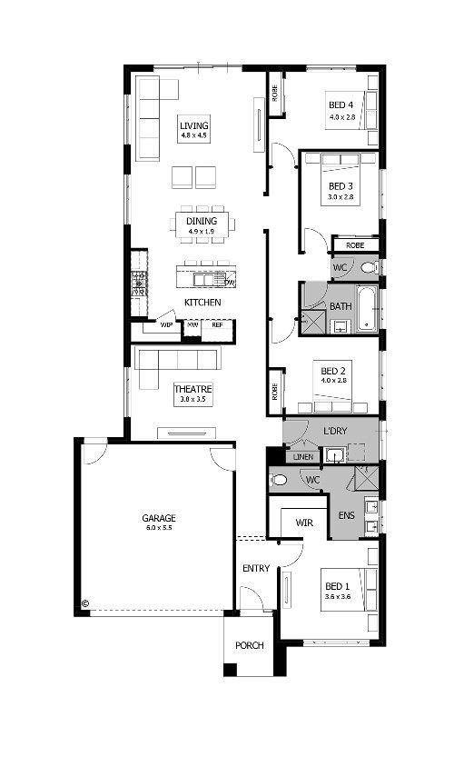 Floorplan Best House Plans Floor Plans House Plans