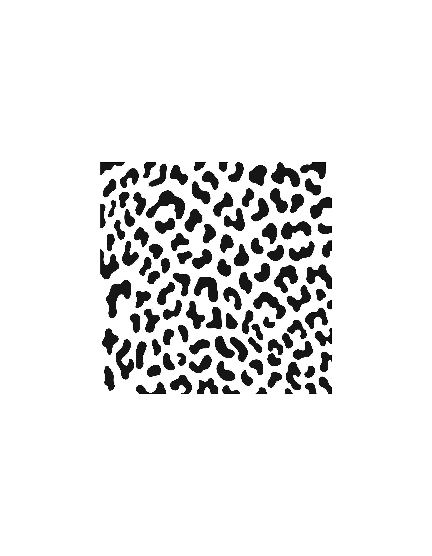 Leopard Print Digital File Svg Png Jpg Cricut Etsy Cricut Svg Create Shirts