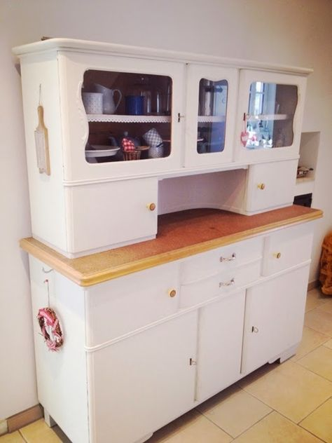 Küchenbuffet DIY - aus alt mach neu Shabby, Upcycling and Chalk - k chen unterschrank ikea