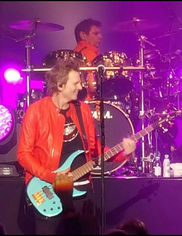 #duranlive from Music Hall at Fair Park, Dallas, TX. #papergodstour