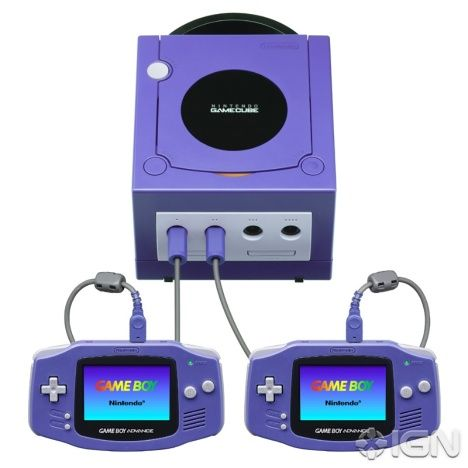 Gameboy advance hookup to gamecube 11