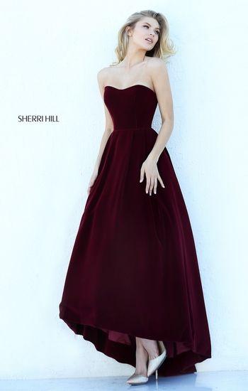 Sherri Hill 50735 | Fabulous Evening Couture | Pinterest | Abendmode ...