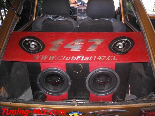 Fiat 147 Tuning Pistero Fotos Y Ficha De Fiat 147 Tuning Con
