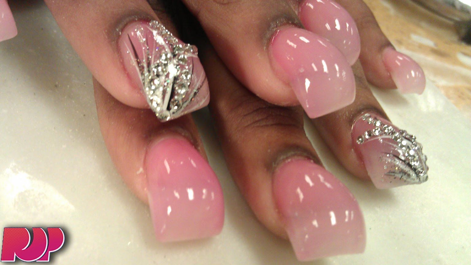 bubble nails - alternative, extreme nail designs | curved nails ...