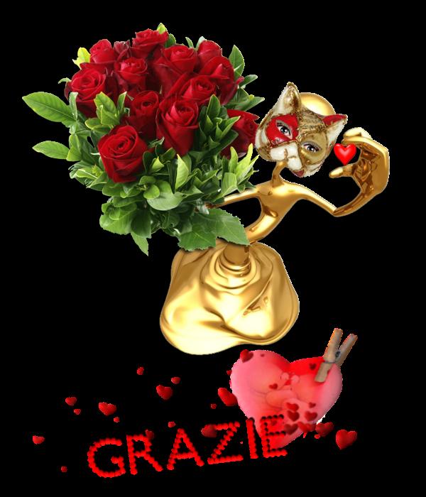 GIF GRAZIE MERCì THANK YOU - GIF GRAZIE.. BACI ...