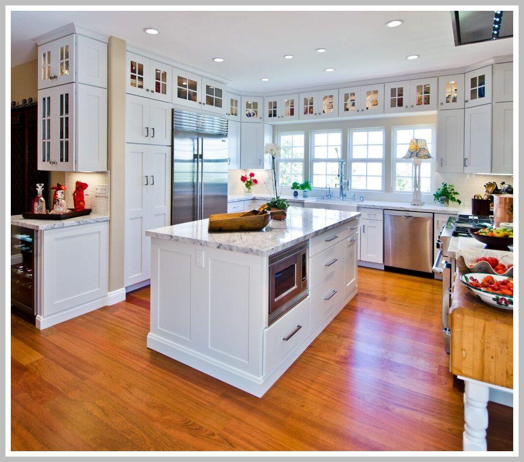 51 Reference Of Craftsman Style Kitchen White Cabinets In 2020 Craftsman Kitchen Craftsman Style Kitchen Kitchen Cabinet Styles