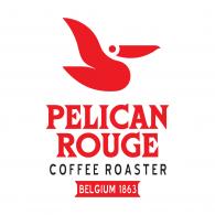 Logo Of Pelican Rouge Pelican Logos Vector Logo