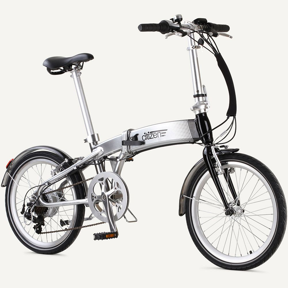 Punch Electric Assist Kit For Citizen Bikes Folding Electric