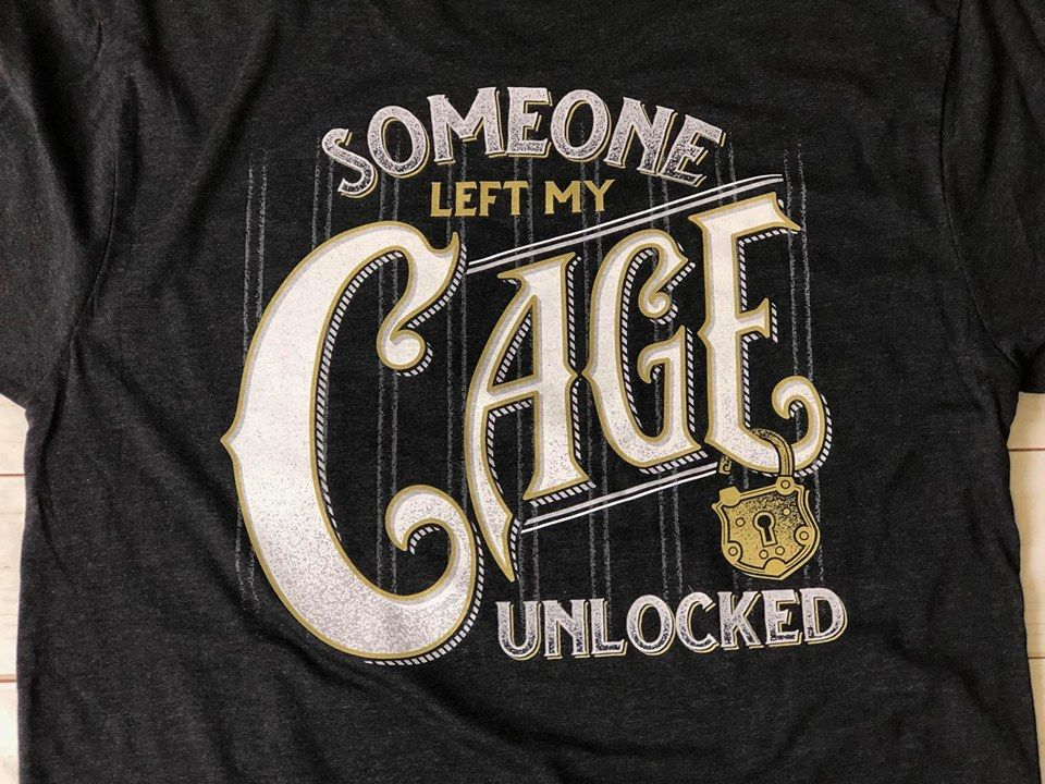 Jekyllhyde Apparel Uncaged T Shirt For Men Jekyllhyde Apparel