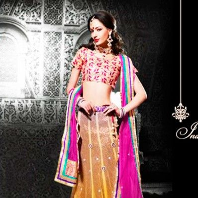 Discount Sale in customize lehenga, Best shopping deals in wedding lehengas designs. Shop online from online Indian clothing store for Asians, Indians, Pakistanis in USA, UK At www.jugniji.com/lehenga/customize-lehengas.html