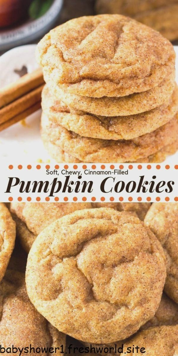 Spice Cookies These rich, delectable brownies are filled with miniature ... Pumpkin Spice Cookies T
