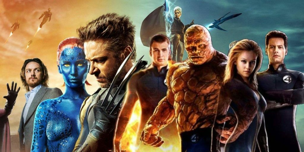 Disney Coming Up With New Blockbuster Movies X Men And Fantastic Four Movies In 2020 Fantastic Four Movie Blockbuster Movies Summer Movie Night