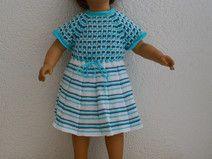 Puppenkleid für 64 cm Puppe