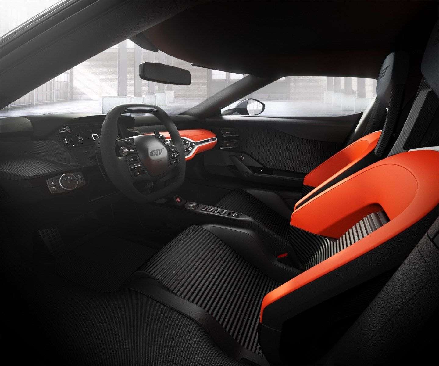 Ford Supercar Interior Teyangan Com Ford Gt Ford Sports Cars Super Cars