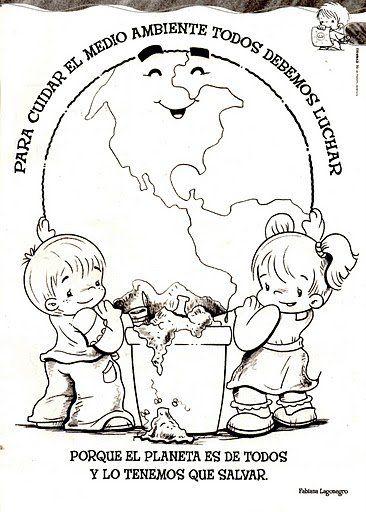 Material Educativo Para Maestros Día De La Tierra Proyecto La