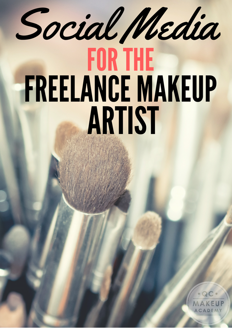 Social Media Can Do So Much For Your Freelance Makeup Business Read On To Find Ou Freelance Makeup Artist Business Makeup Artist Marketing Makeup Artist Kit