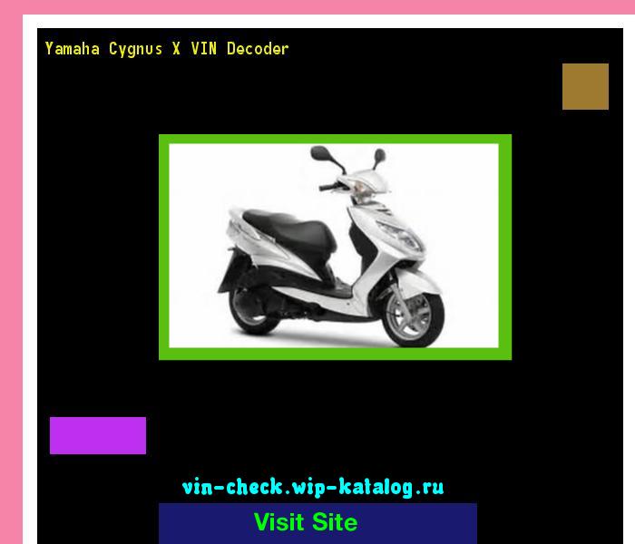 Yamaha snowmobile Vin decoder 9 digit Walmart promo codes 20