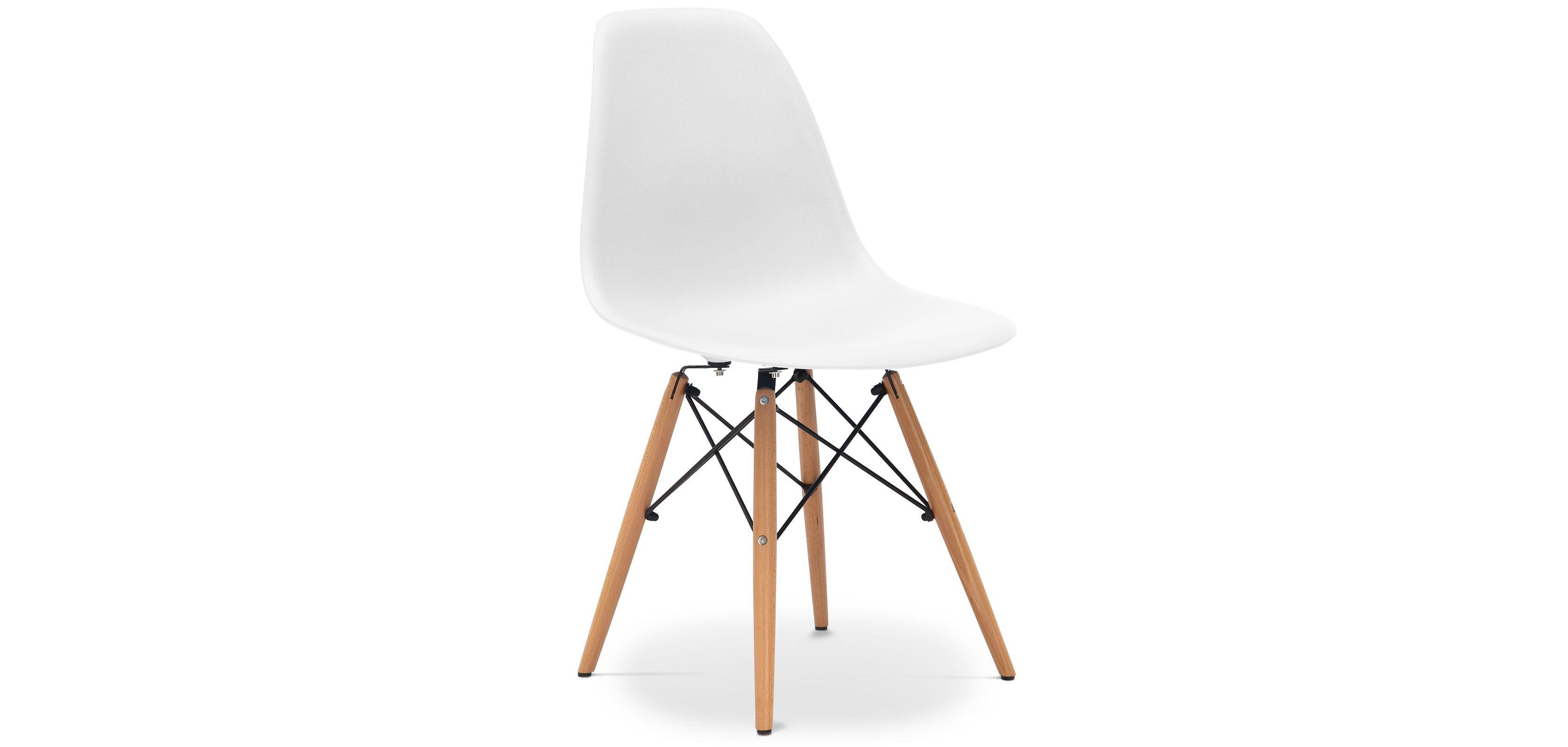 Chaise Geneva Polypropylene Matt Chair Dsw Chair Eames