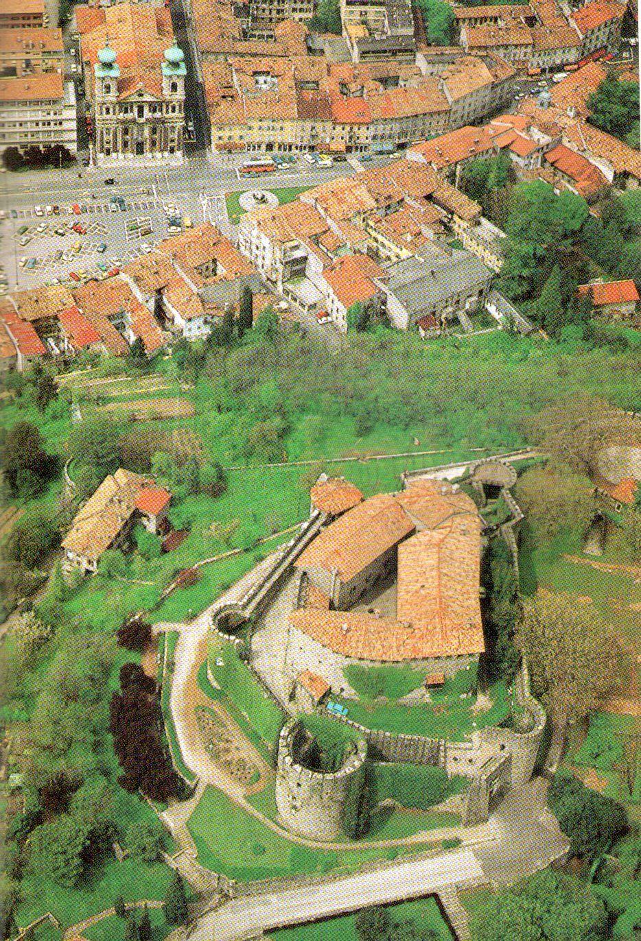 Gorizia, Il Castello