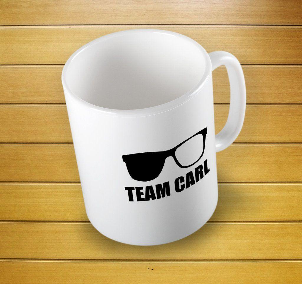 Team Carl The Walking Dead Quote Mug #team #pokemonmug #teamharmonymug #pokemongo #teamharmonycup #teamharmon #harmony #mugs #mug #whitemug #drinkware #drink&barware #ceramicmug #coffeemug #teamug #kitchen&dining #giftmugs #cup #home&living #funnymugs #funnycoffecup #funnygifts