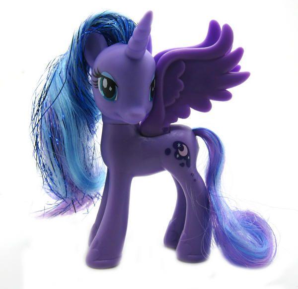 My Little Pony Friendship Is Magic Princess Luna Twinkle 4 Inch Ebay My Little Pony Friendship Princess Luna