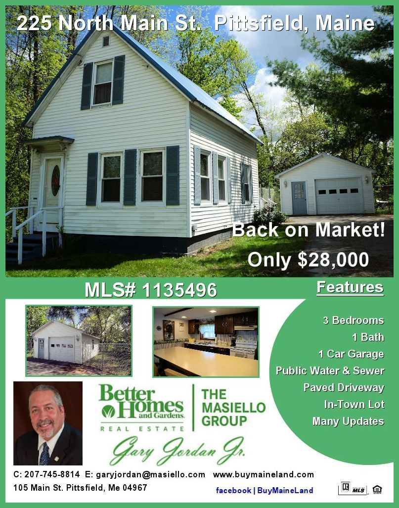 Sold 28 000 3 Bedrooms In Town Home Many Updates Replacement