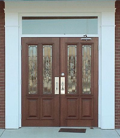 Commerical Doors  Commercial Entry Doors B562 Commercial Double Cylinder Deadbolt From The B500