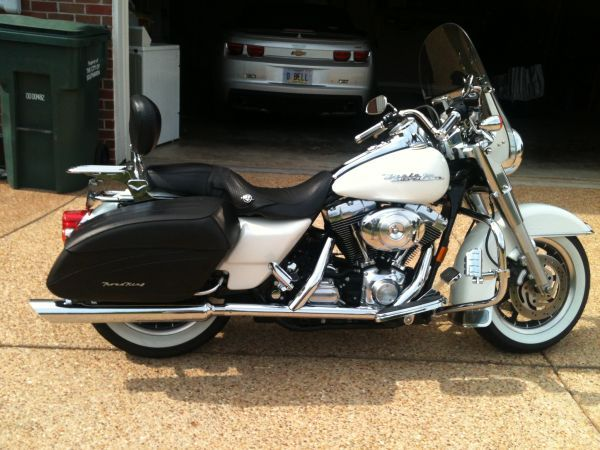 2006 Harley Davidson Road King Classic Clean Ride In Perfect Shape Removable Windshield Removab Road King Harley Davidson Harley Davidson Road King Classic