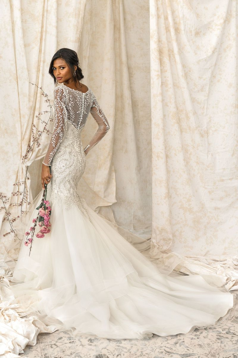 J'Adore. Justin Alexander Signature   Style 20 Mermaid Gown ...