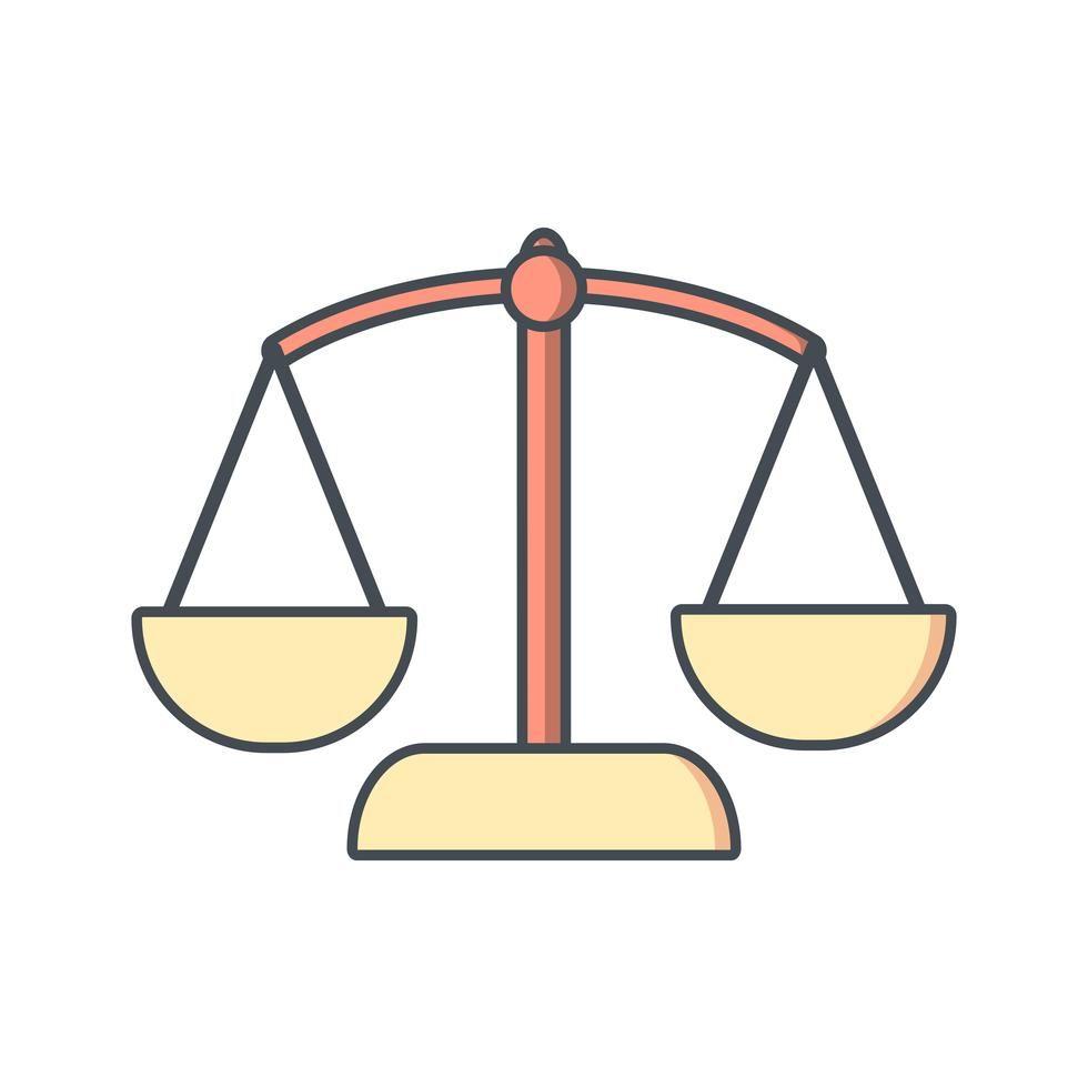 Balance Vector Icon Vector Icons Vector Logo Design Template
