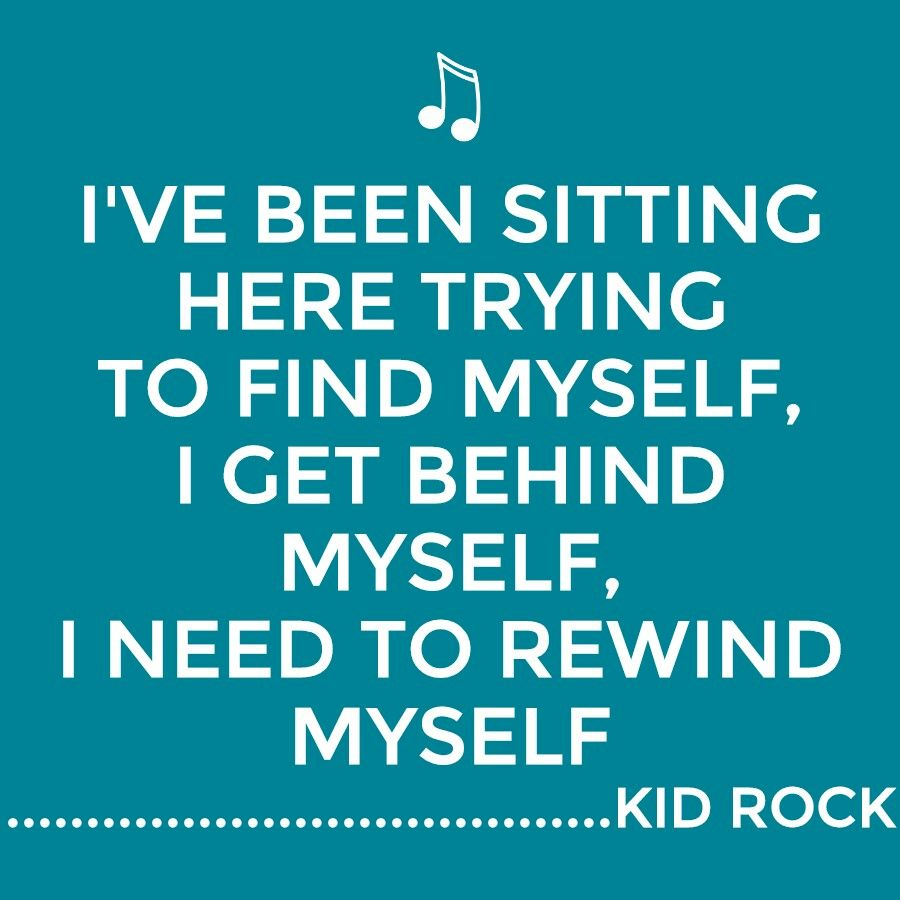 my favorite Kid Rock song   Music and lyrics   Kid rock