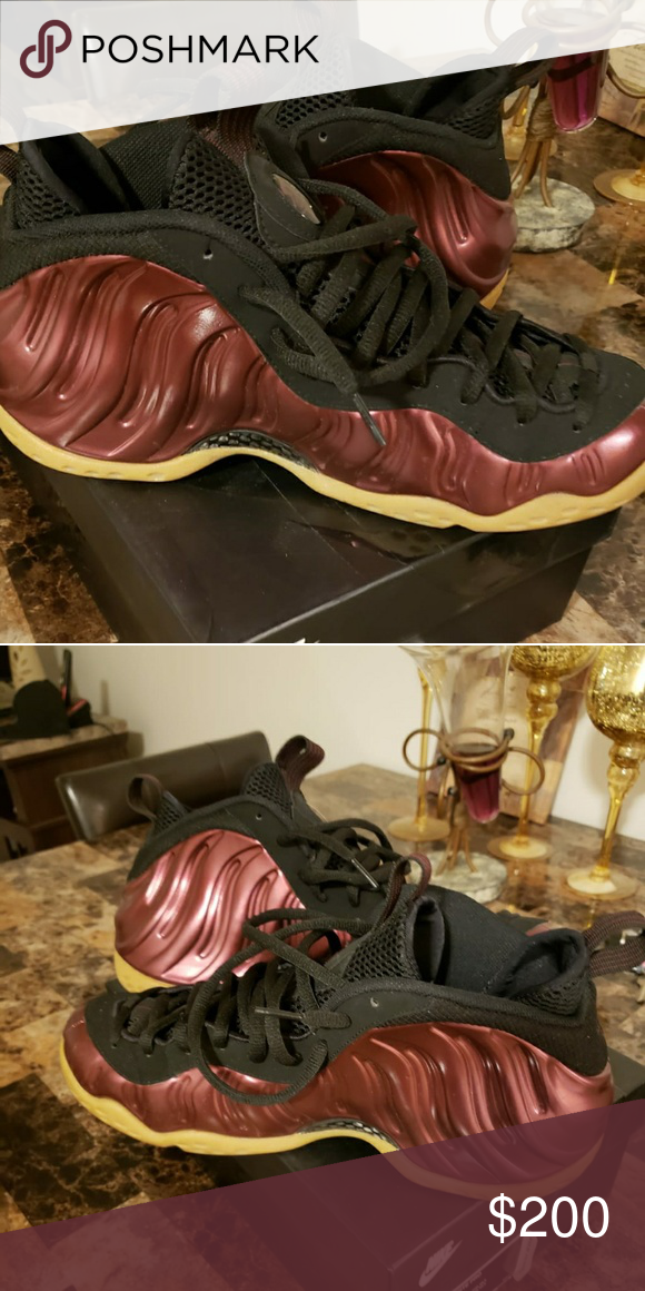 finest selection 47322 cfa82 Nike Foamposites Size 11.5 Peanut butter & Jelly Foamposites ...