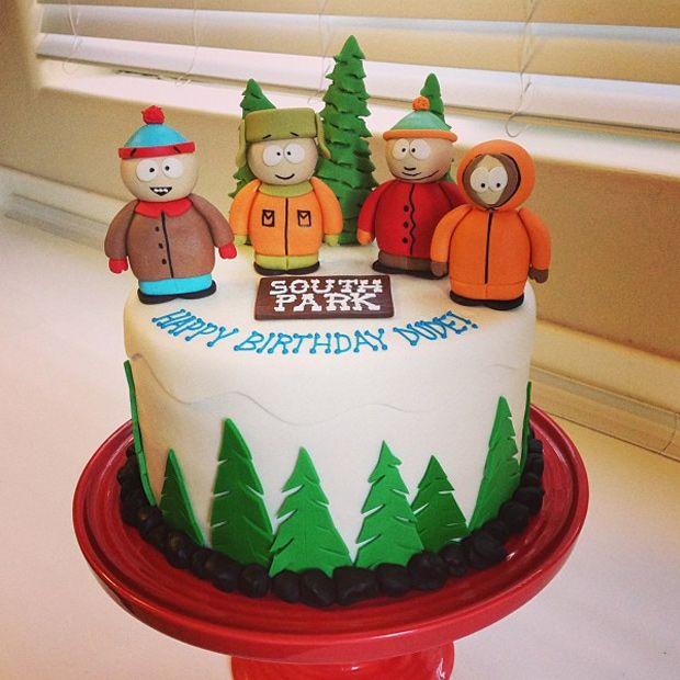 south park cake hľadat googlom
